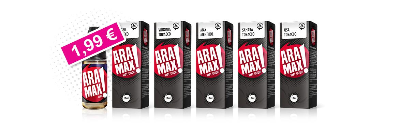 E-liquids Liqua Aramax
